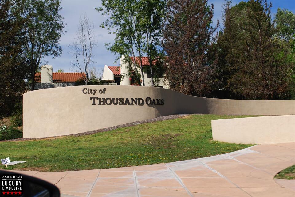 Limousine service in Thousand Oaks CA