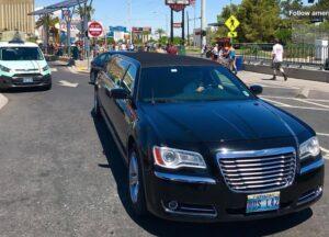 Las Vegas limo rides